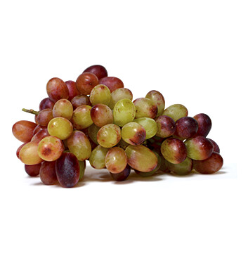Uva Bicolor Roja y Verde - Sin Semilla - Libra