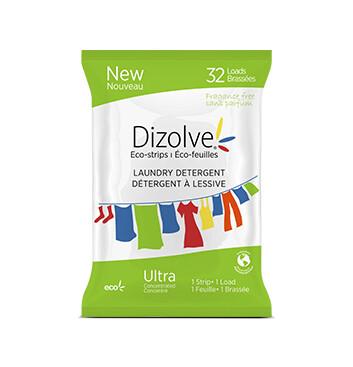 Detergente Cítrico Dizolve - 80g/32 tiras