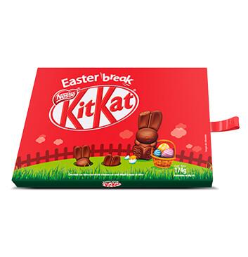Chocolate Conejito - Kit Kat - 6 Unidades - 174g