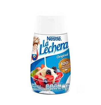 NESTLÉ® LA LECHERA® Leche Condensada Botella Squeeze 335g