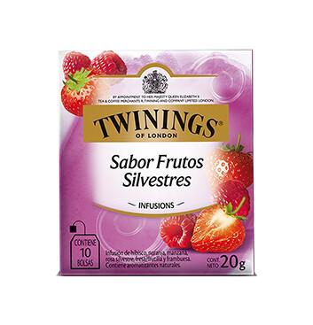 Té Frutos Silvestres - Twinings - 20g/10 sobres