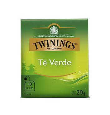 Té Verde - Twinings - 20g/10 sobres