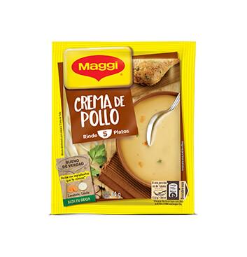 MAGGI® Crema de Pollo Sobre 64g