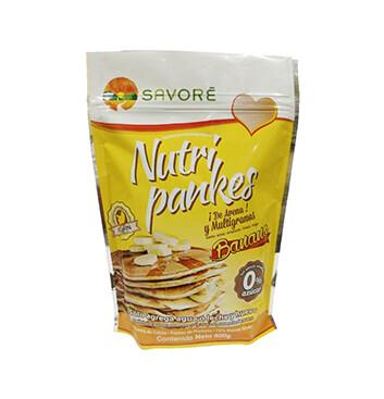 Nutripankes banano - Savore - 400g