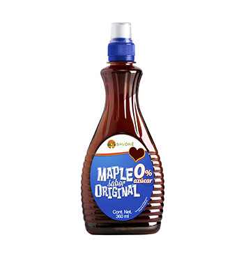 Jarabe de Maple 0% azúcar - Savore - 360ml