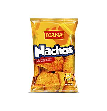 Nachos sabor a queso - Boquitas Diana - 160g