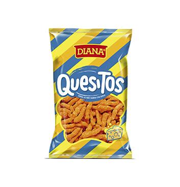 Quesitos - Boquitas Diana - 131g