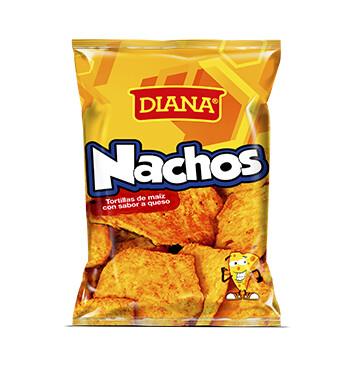 Nachos sabor a queso - Boquitas Diana - 330g