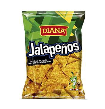 Jalapeños - Boquitas Diana - 330g