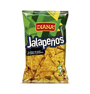 Jalapeños - Boquitas Diana - 160g