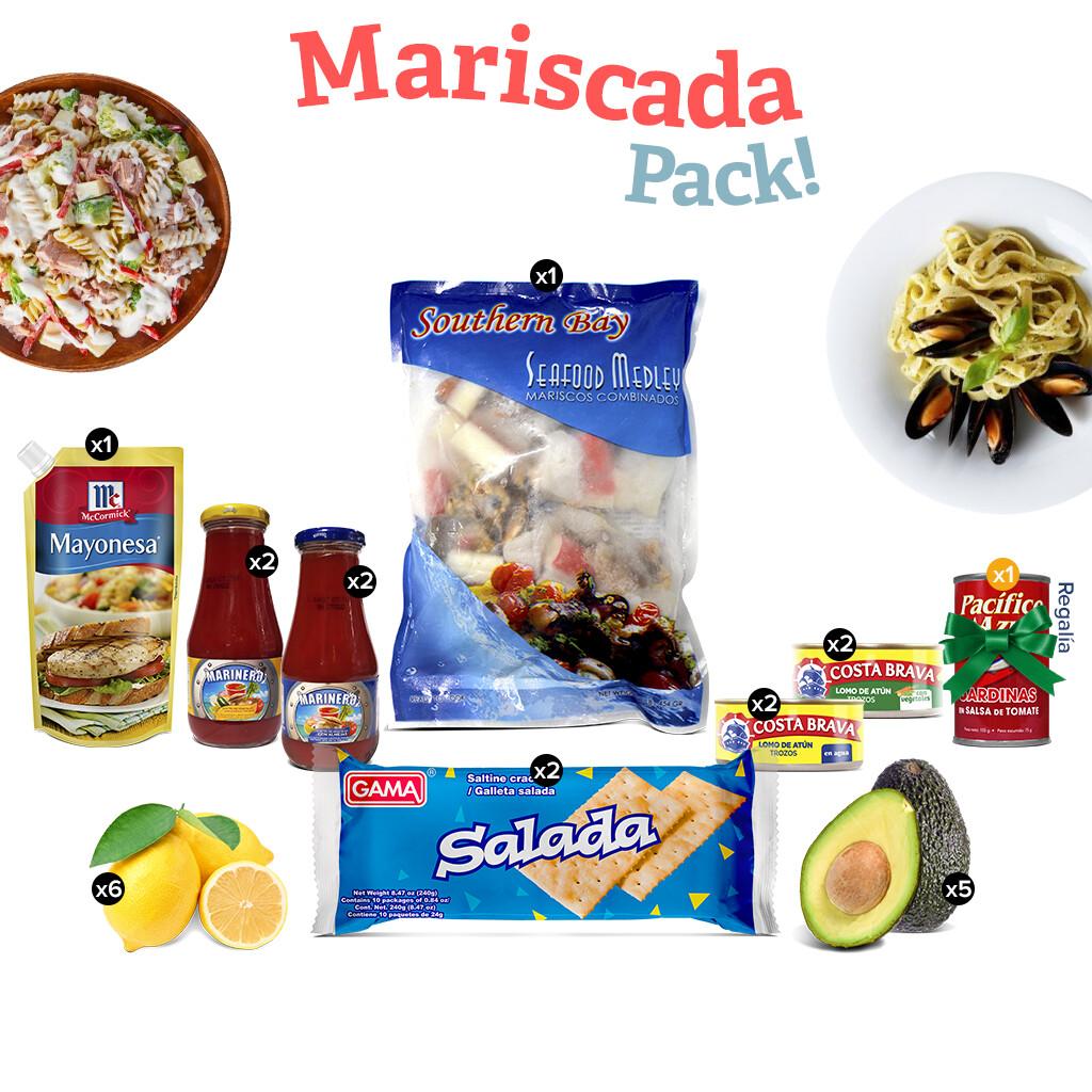 Mariscada Pack!