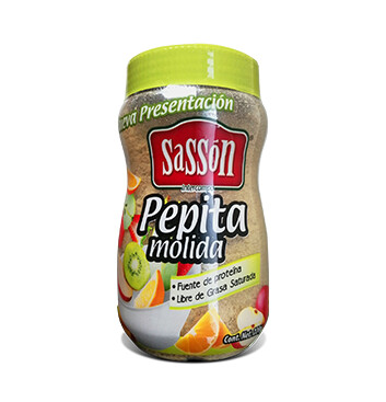 Pepita molida - Sasson - 220g