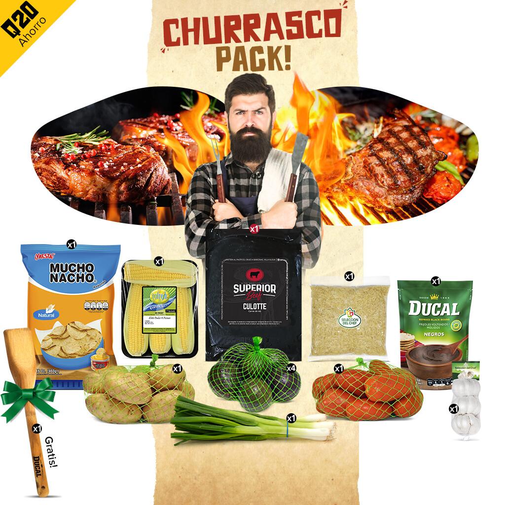 Churrasco Pack!