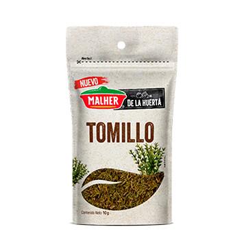 Refill Tomillo - De la Huerta - Malher - 10g
