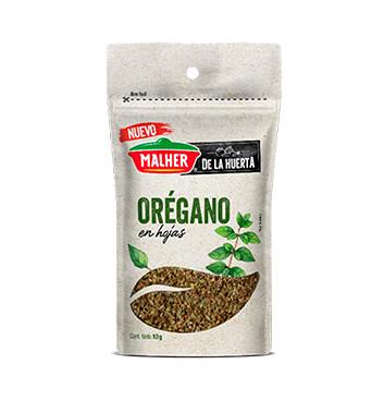 Refill Orégano - De la Huerta - Malher - 10g