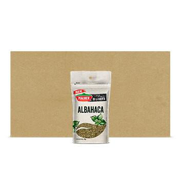 CAJA MALHER® De La Huerta Albahaca Refill 20 X 10g