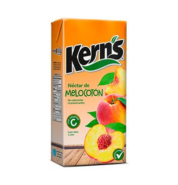 Néctar de Melocotón - Kerns - 1 Litro/tetra