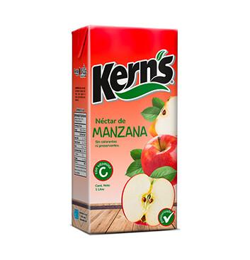 Néctar de Manzana - Kerns - 1 Litro/tetra
