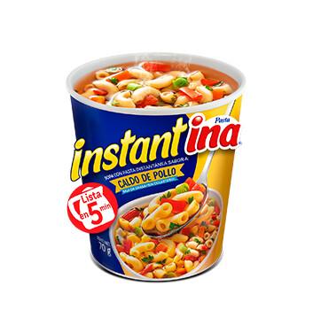 Sopa instantánea - Ina - 70g - Sabor a pollo
