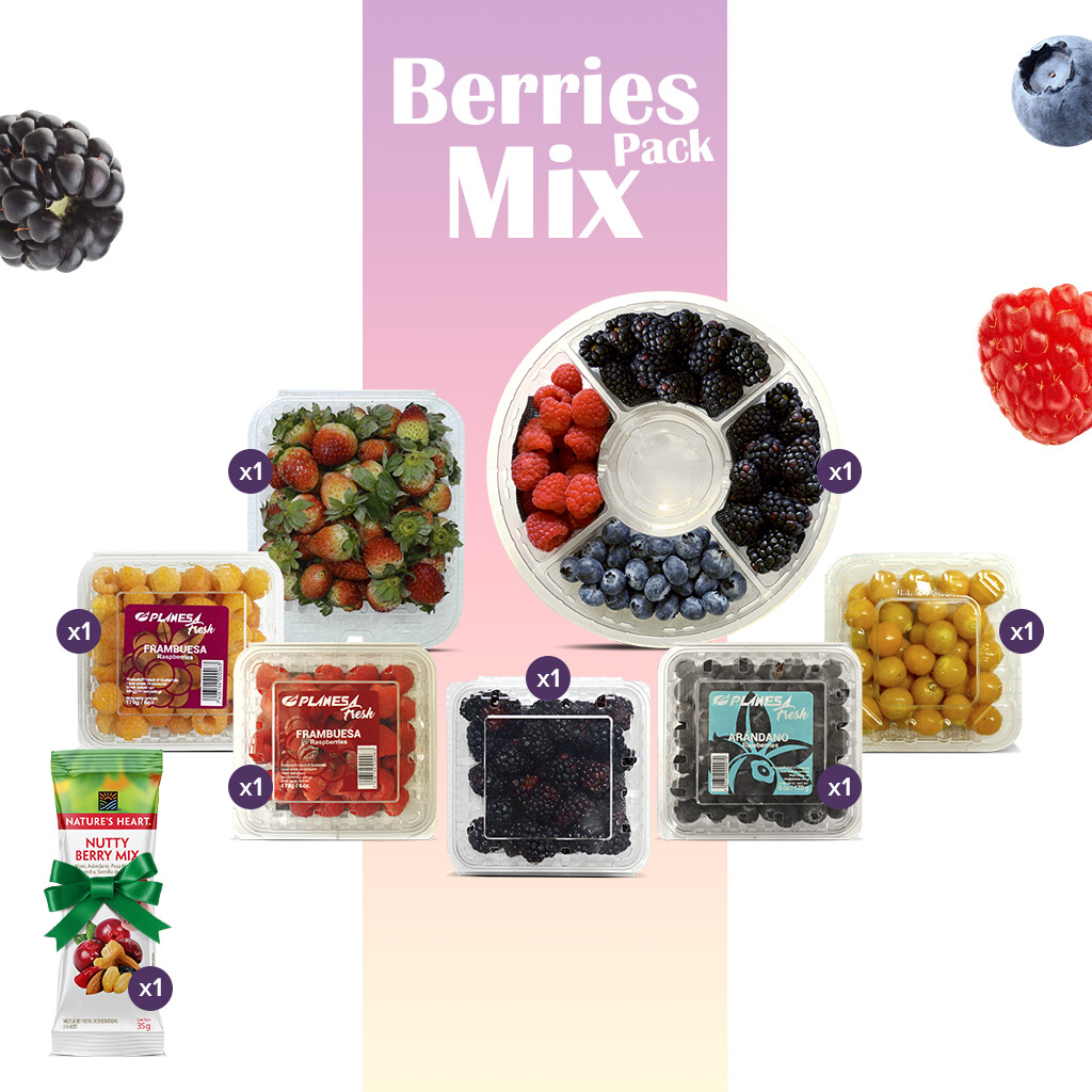 Berries Mix Pack