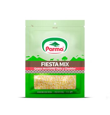 Mix Rallado Fiesta (Chedd,MontJ) - Parma - 200g