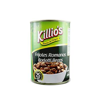Frijoles Romanos - Killios - 400g