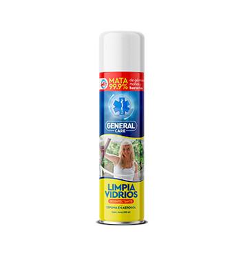 Limpia Vidrios Espuma - Don Clin - 390ml