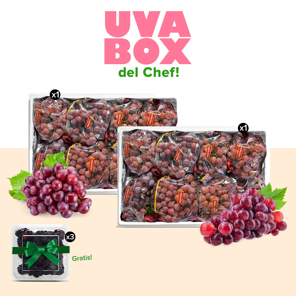 Uva box del Chef