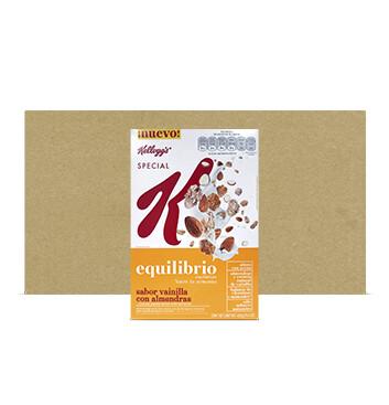Fardo de Cereal Special K Equilibrio Kellogg's® - 24x400g