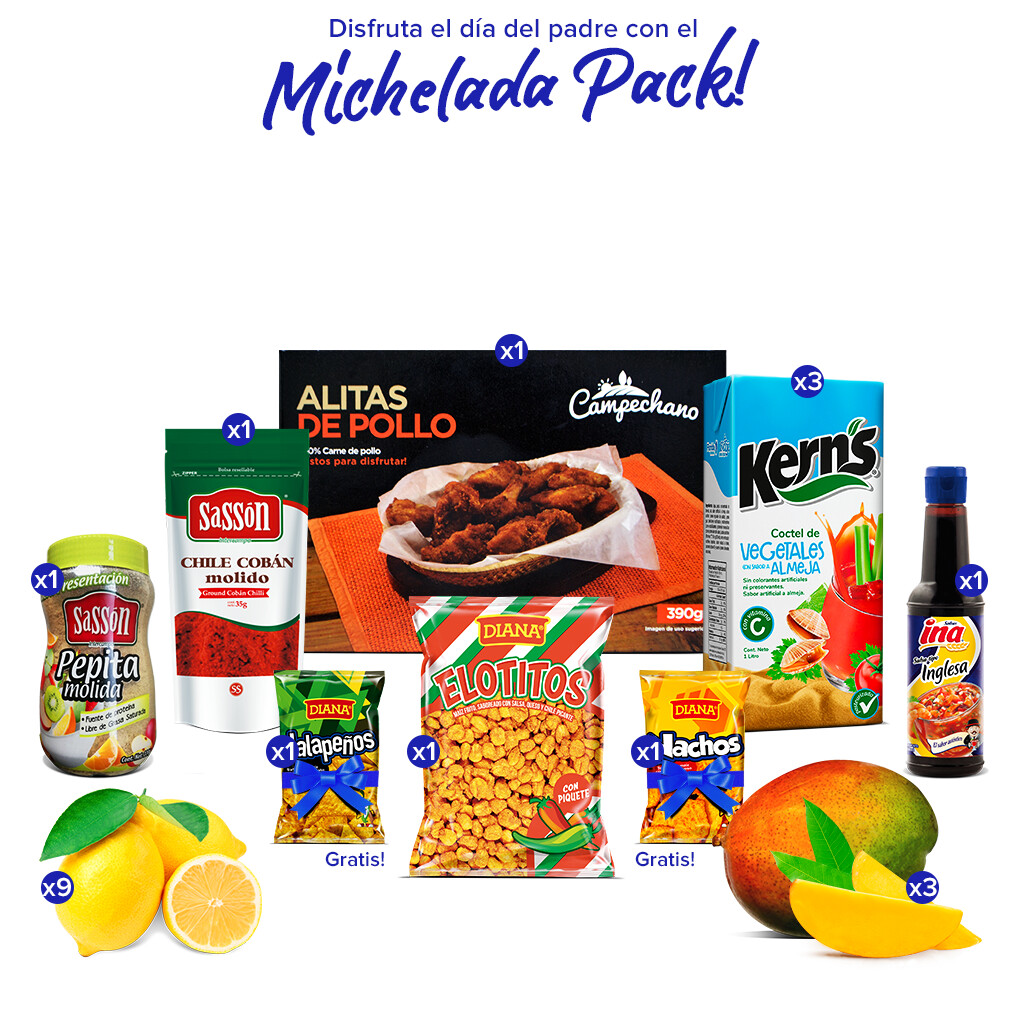 Michelada Pack!