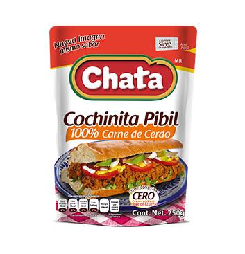 Cochinita Pibil - Chata® - 250g
