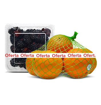 Naranja Importada - Red 6 UN + Mora