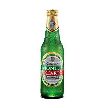 Cerveza Monte Carlo - 350ml/botella