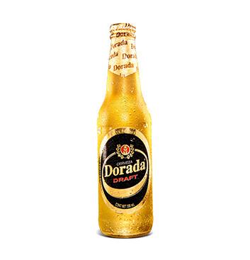 Cerveza Dorada Draft - 350ml/botella