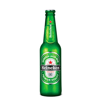 Cerveza Heineken - 350ml/botella