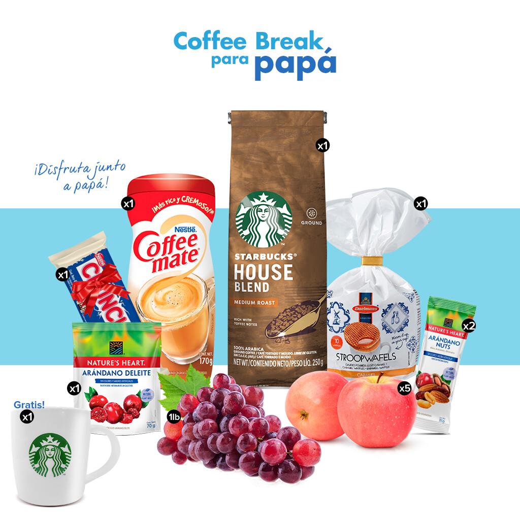 Coffee Break para Papá