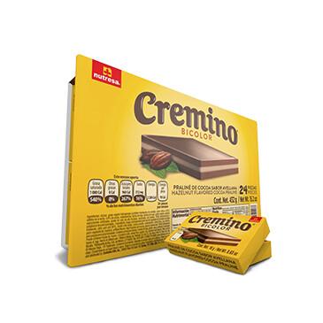 Display Blister Cremino Bicolore - 432g