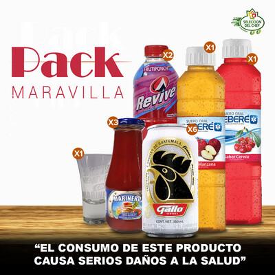 Pack Maravilla