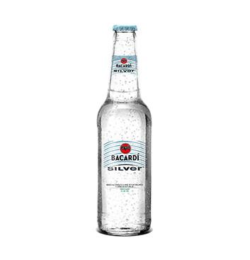 Bacardi Silver - 350ml/botella