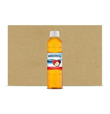 Caja Suero oral - Beberé - 12x500ml - Sabor manzana