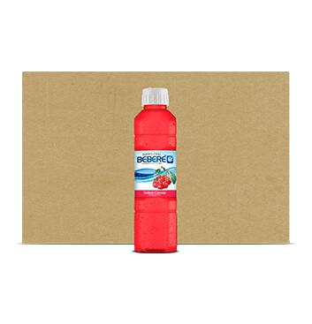 Caja Suero oral - Beberé - 12 Unidades - 500ml - Sabor cereza