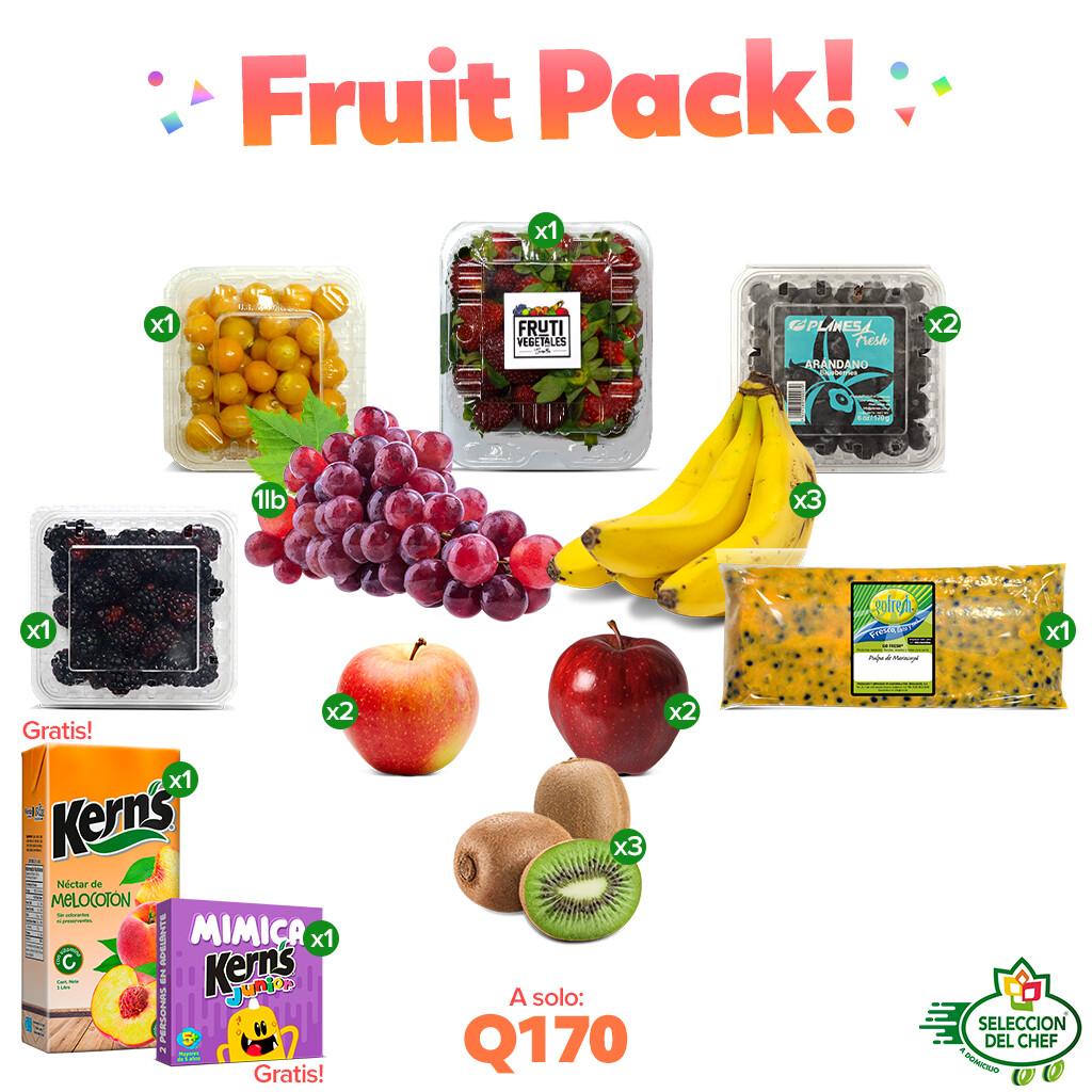 Fruit Pack!