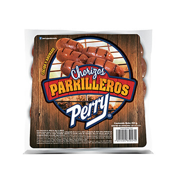 Chorizo Parillero - Perry - 454g