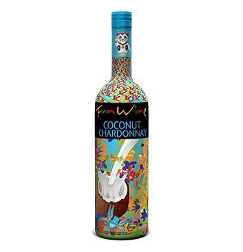 Chardonnay Coconut - Fun Wine - 750ml