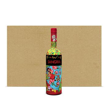 Caja Sangría - Fun Wine - 12x750ml