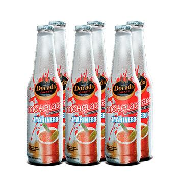 Dorada Michelada - 6x350ml/botella