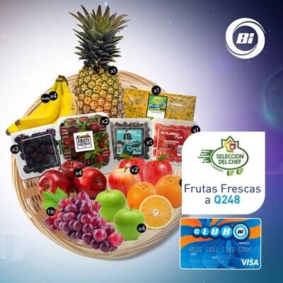 Frutas Frescas Club BI