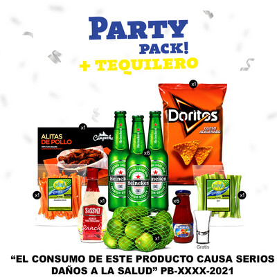 Party Pack!