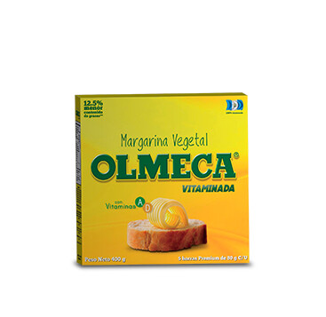 Margarina Olmeca Vitaminada - 400g