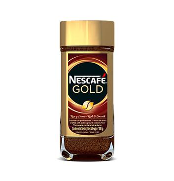 NESCAFÉ® Gold Café Instantáneo Frasco 100g